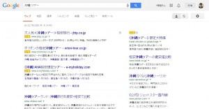 プライベート検索結果 有効
